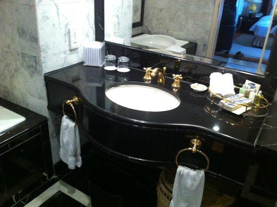 The Landmark Macau: 浴室蠻乾淨