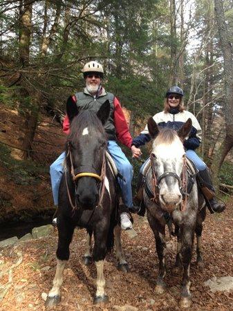 The Ranch at Pocono Manor: At the Falls