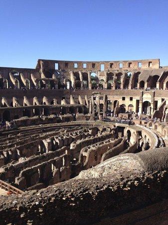Europe Odyssey Tours: Colosseum