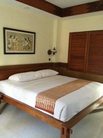Duta Garden Hotel : Удобная кровать