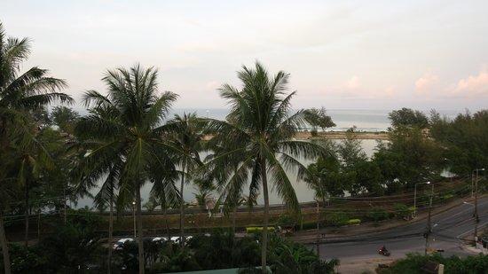 Best Western Phuket Ocean Resort : Вид из номера