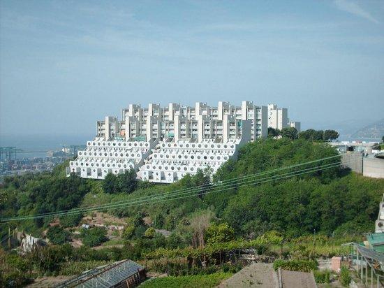 Hotel Torre Cambiaso: vue de l'hôtel