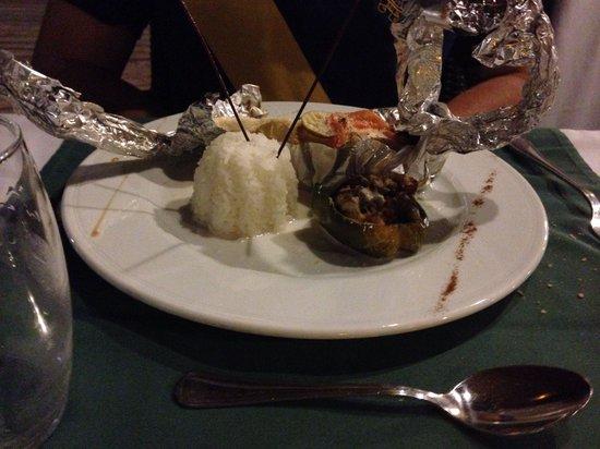 Hotel Maitai Rangiroa: Dinner