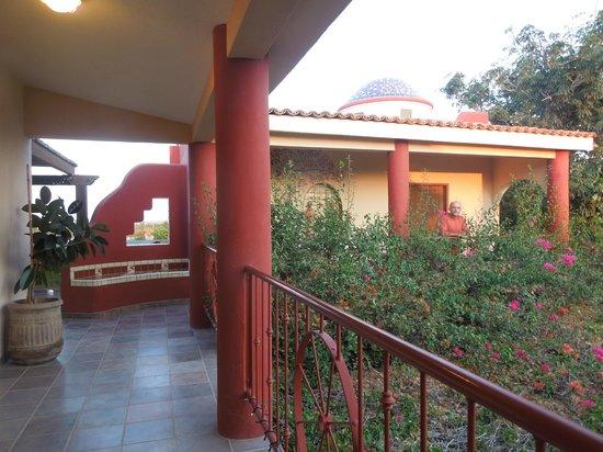 Hacienda de Palmas : Rooms in second floor