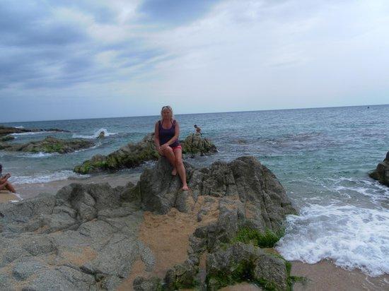 Lloret Beach: пляж Льорет-де-Мар