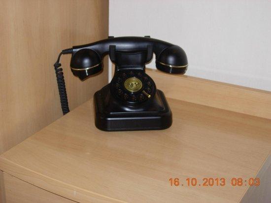 Hotel Kazimierz: classic phone