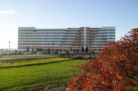 Mohegan Sun Pocono: Our brand-new hotel.