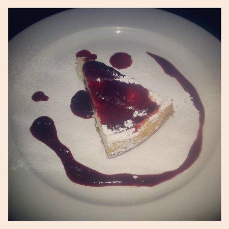 Paradiso: Cheesecake