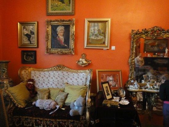Maryino Manor Country Hotel : Гостевые комнаты