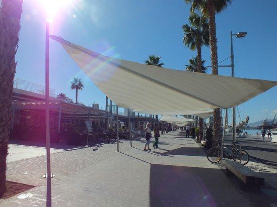 Puerto de Málaga : Malaga Port