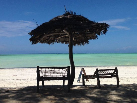 Ndame Beach Lodge Zanzibar: Wie im Paradies