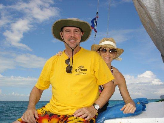 Blackhawk Sailing -  Tours: The Honeymooners - 16 yrs in a row!