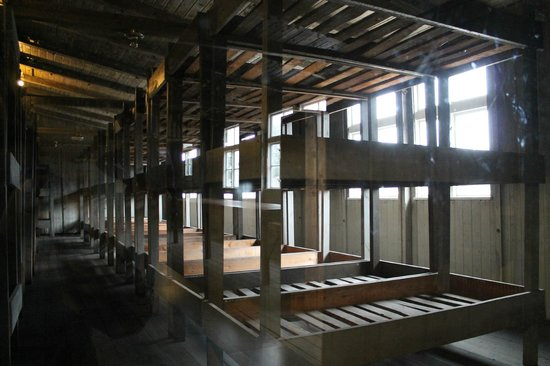 Mosaic Non-Profit Sachsenhausen Memorial Tours: Dormitórios
