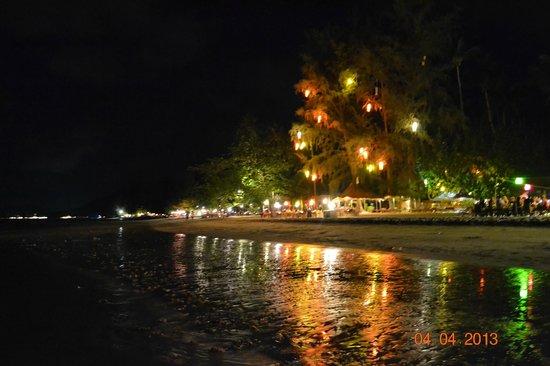 Khlong Prao Beach : Клонг Прао