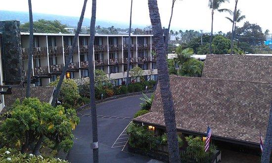 Uncle Billy's Kona Bay Hotel : Hotel
