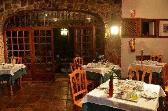 El Torreon: Rincón del restaurante