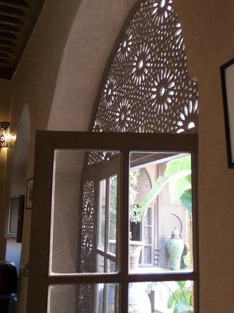 Riad Noir d'Ivoire: Beautiful Moroccan detailing
