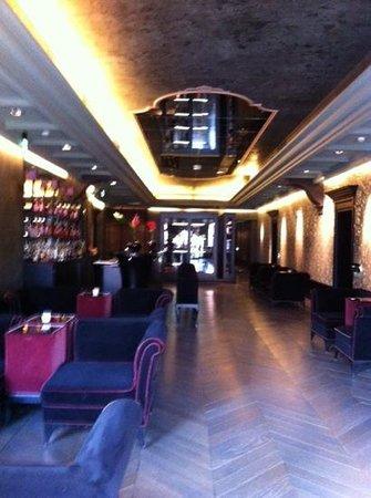 Hotel Palazzo Barbarigo Sul Canal Grande: bar area