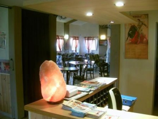 Pornichet Atlantique Hotel : reception