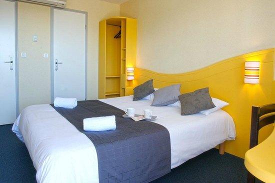 Pornichet Atlantique Hotel : chambre