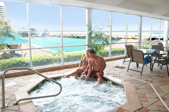 Daytona Beach Resort and Conference Center: Indoor Jacuzzi