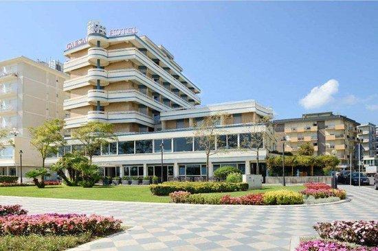 Hotel Caesar: Hotel Ceasar 4 Sterne Cesenatico