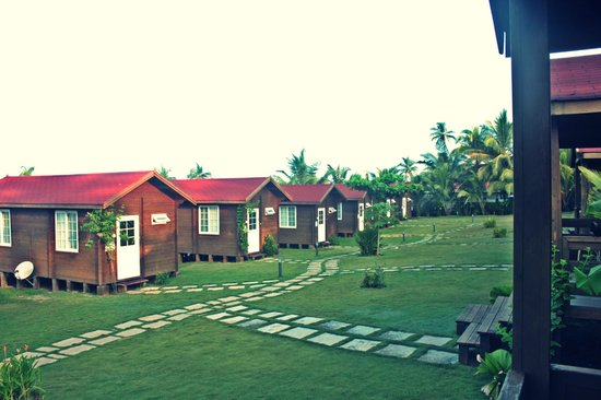 Ozran Heights Beach Resort: cottages 2