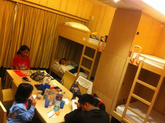 Noah's Ark Resort: kamar