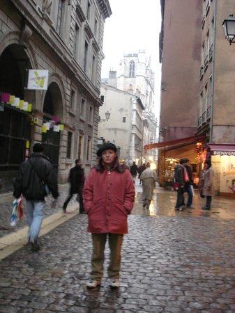 Rue de la République : centro