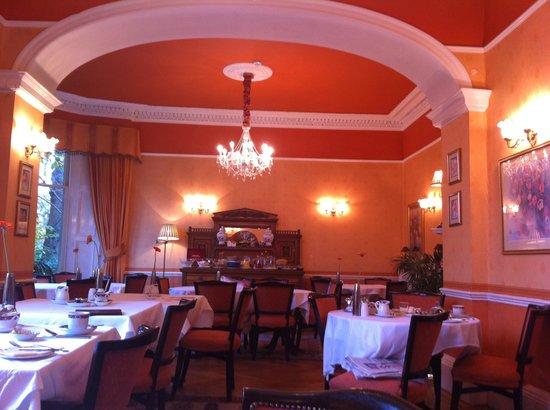 Kildonan Lodge Hotel : Dining room