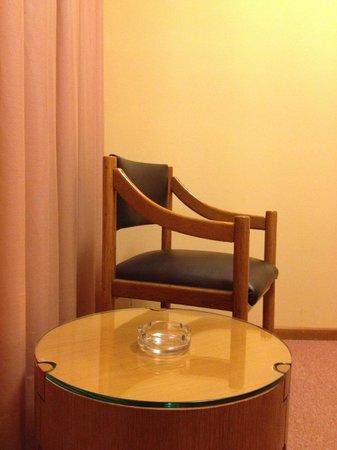 Hotel Milano: Still Life with Ashtray