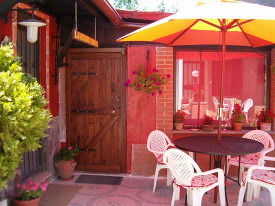 La Veranda Fiorita: esterno veranda