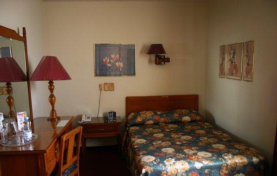 Hotel Calvete: Habitacion JUNIOR MAT