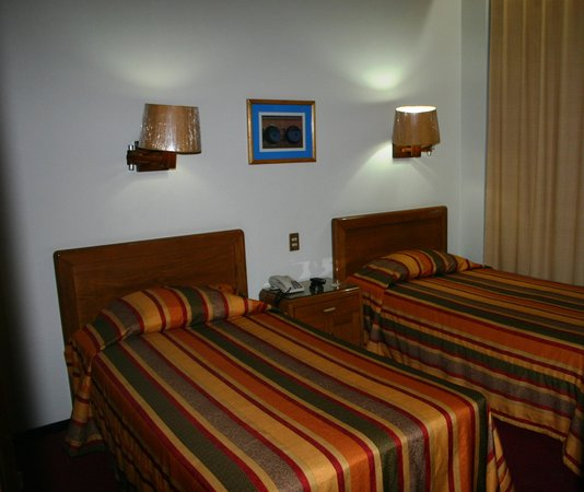 Hotel Calvete: Habitacion JUNIOR 2 IND