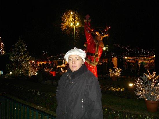 Rue de la Republique: la noche de navidad