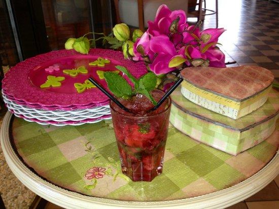 Lili Rosa : En été, découvrez notre Mojito Framboise !