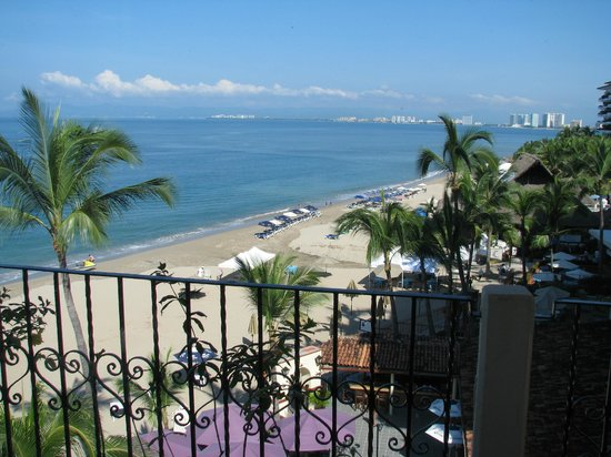 Playa Los Arcos Hotel Beach Resort & Spa: View from our room.