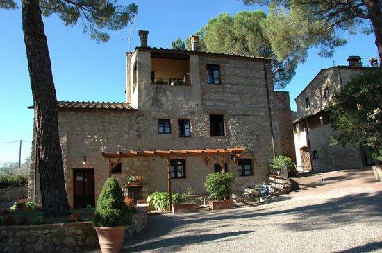 Agriturismo Borgo Santinovo: La Stalla (im EG rechts)