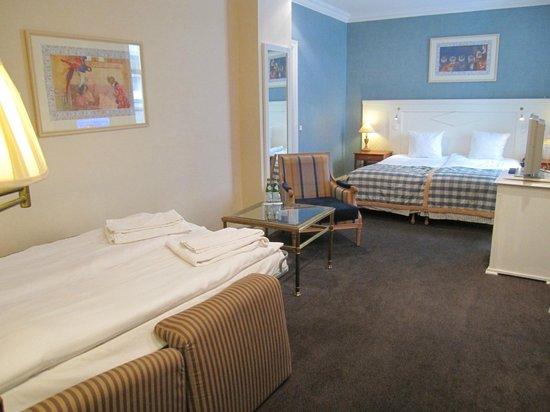 Copenhagen Plaza Hotel: Family room