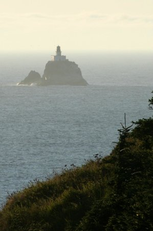 Tillamook Rock Lighthouse-Ecola State Park
