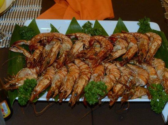 Arco Iris Resort: наш вкусный ужин!