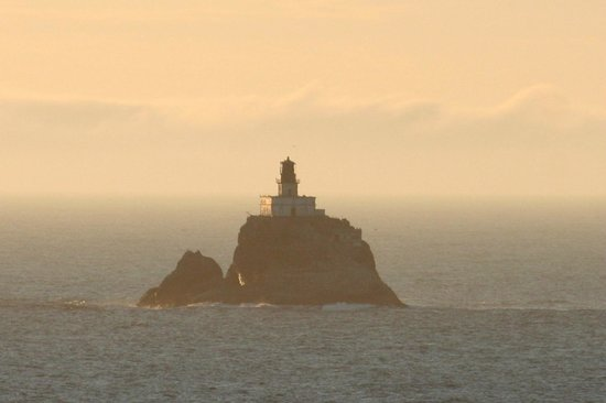 Tillamook Rock Lighthouse: Terrible Tilly-Ecola State Park