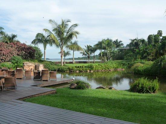 Munyonyo Commonwealth Resort : lake victoria