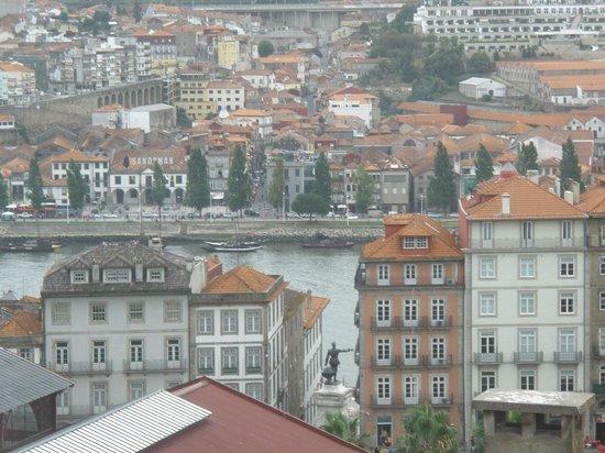 Hotel da Bolsa: Vista da janela do meu quarto