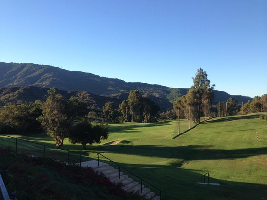 Ojai Valley Inn : Great Golf Course
