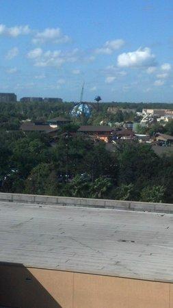 Hilton Orlando Lake Buena Vista - Disney Springs™ Area: From from Downtown Disney room