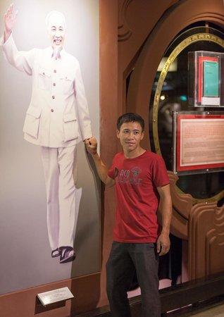 Ho Chi Minh Museum: Photo-4