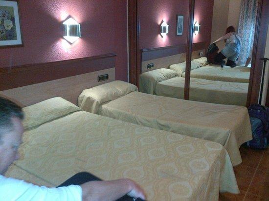 Hotel Soho Boutique Bahia Malaga: room 105