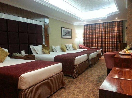 Royal Dyar Hotel: Quad Room Hajj Spec