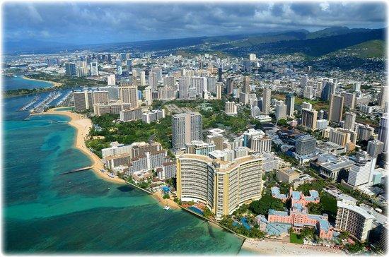Genesis Helicopters Waikiki Beach